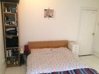 Double room in Peckham Rye house share, male preferred, unfurnished