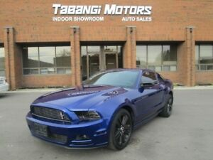 2013 Ford Mustang PREMIUM/LEATHER/6-SPEED/ ONE OF A KIND!