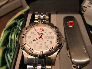 MONTRES SWISS ARMY WATCH COLLECTION