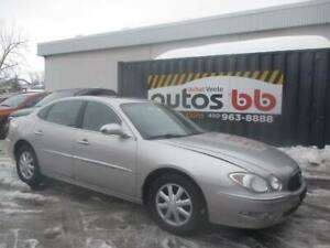 2006 Buick Allure CXL ( CUIR TOIT MAGS )