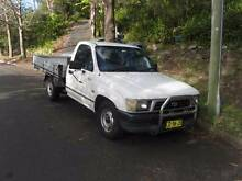 2000 Toyota Hilux Ute Forestville Warringah Area Preview