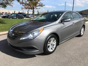 2014 HYUNDAI SONATA |ACCIDENT FREE|BLUETOOTH|AUDIO INPUT|SUNROOF