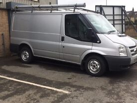 FORD TRANSIT 2.2 125 T260 TREND 2013 * 65,000 MILES *