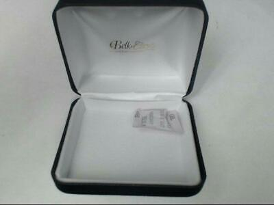 Belk Co Empty Black 3 X 4 Jewelry Necklace Case Without Pad New With Box