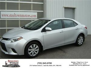 2014 Toyota Corolla 4dr Auto|Reverse Cam|Heated Seats|Bluetooth