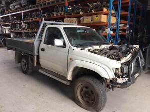 WRECKING 2000 Toyota Hilux KZN165 Single Cab 4x4 Turbo Diesel Werribee Wyndham Area Preview
