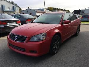 2005 Nissan Altima SER 3.5L, Cuir, Toit, Mags, Bonne condition