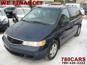 1999 Honda Odyssey - POWER DOORS - ONLY 196KM - TRADES WELCOME