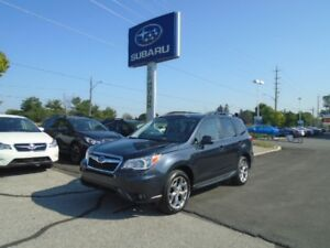 2016 Subaru FORESTER 2.5i Limited TECH