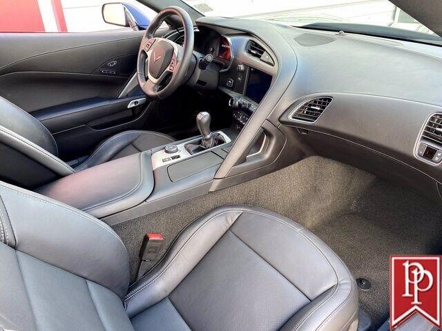 2015 Black Chevrolet Corvette  2LT | C7 Corvette Photo 8