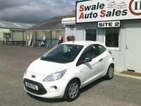 2012 FORD KA STUDIO 1.2L ONLY 4,289 MILES - FULL SERVICE HISTORY - 1 OWNER FR
