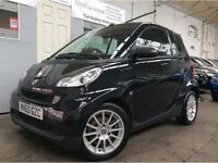 Smart Fortwo 1.0 MHD Passion Cabriolet 2dr PIONEER SAT NAV LOW MILEAGE