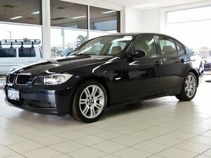 2006 BMW 320i E90 Blue 6 Speed Steptronic Sedan Morley Bayswater Area Preview