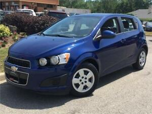 2013 Chevrolet Sonic LS-AUTO-1 OWNER-ONLY 22KMS-NO ACCIDENTS