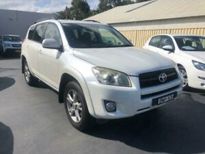 2009 Toyota RAV4 ACA33R 08 Upgrade Cruiser L (4x4) 4 Speed Automatic Wagon Canley Vale Fairfield Area Preview