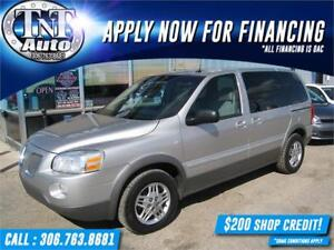 2005 Pontiac Montana SV6 1SA APPLY NOW! UR APPROVED!
