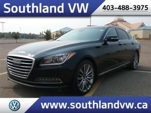 2015 Hyundai Genesis Ultimate 5.0 V8 **LEATHER-NAV-SUNROOF**