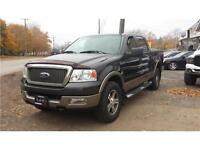 2005 Ford F-150 Lariat - LEATHER+SUNROOF