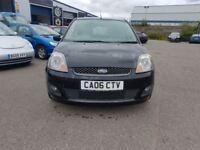 Ford Fiesta ZETEC (black) 2006