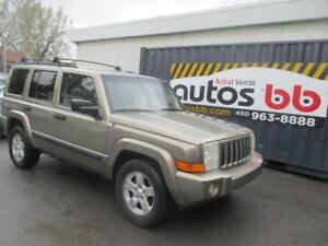 2006 Jeep Commander ( CUIR - 7 PASSAGERS )