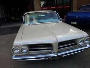 1962 Pontiac Grand Prix White Automatic Coupe Rossmore Liverpool Area Preview