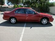 1997 Nissan Bluebird LX 4 Speed Automatic Sedan Greenacres Port Adelaide Area Preview
