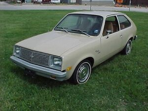 Looking for a chevette