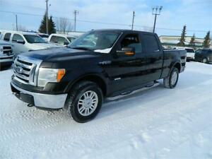 2012 FORD F150 SUPER CREW/3.5 ECO-BOOST