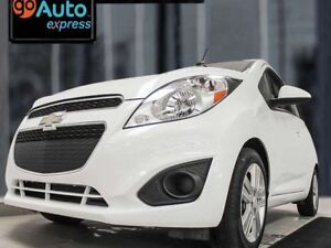 2013 Chevrolet Spark LS- Put a Spark back in your life
