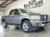 2008 Dodge Ram 1500 Laramie/ Low Kms / Loaded 4x4 / FINANCING