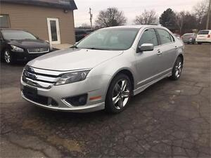 2010 Ford Fusion SPORT AWD MINT LOADED ONLY 80KM