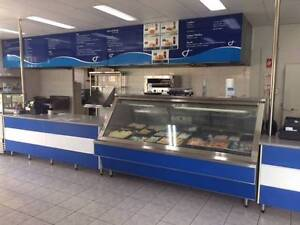 Fish and chips Takeaway Townsville City Preview