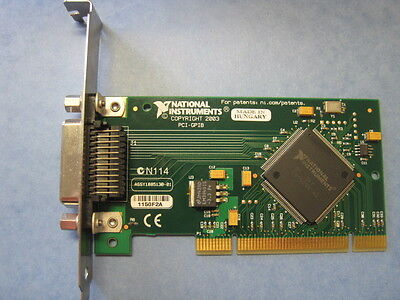 National Instruments Pci-gpib Interface Adapter Card 188513bdef-01l