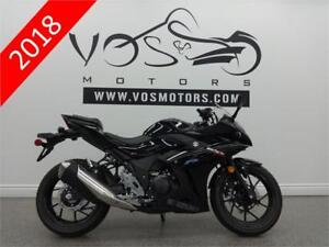 2018 Suzuki GSX250R-Stock#V2658-Free Delivery in the GTA**