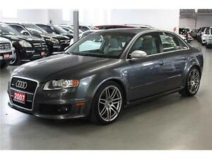 2007 Audi RS 4 420 HP! POWER & LUXURY!