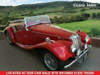 1955 MG TF 1.5 Convertible Petrol Manual