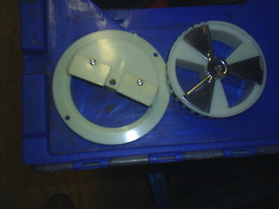 used candy wheel set  for  Norhwestern model 60 or A&A pn95 , pm elite