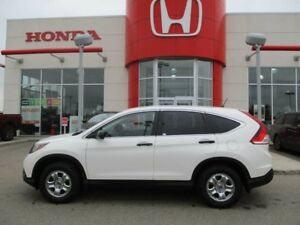 2014 Honda CR-V LX Bluetooth Back Up Camera Heated Seats