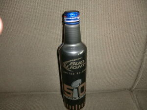 Bud Light bottle $2.00.
