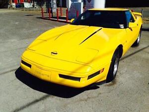 1993 Corvette, Targa (Trade Possible)