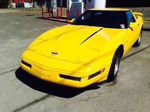 1993 Corvette, Targa