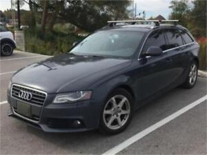 2009 AUDI A4 WAGON QUATTRO *LEATHER,PANORAMIC ROOF,LOADED!*