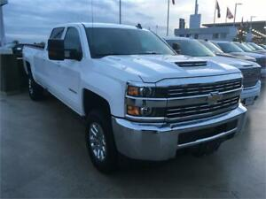 2018 Chevrolet Silverado LT 3500 HD crew cab long box Diesel
