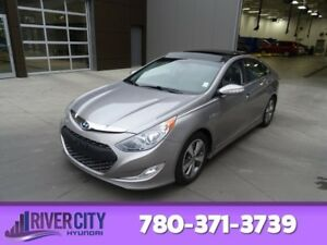 2012 Hyundai Sonata LIMITED HYBRID Navigation (GPS),  Leather,