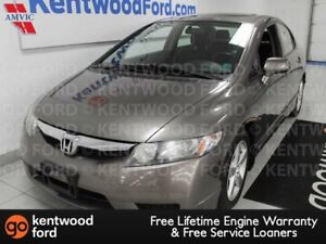 2010 Honda Civic Sdn LXS
