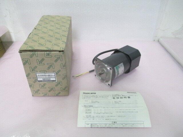 Oriental Motor 5IK90GU-SMF2 AC Magnetic Brake Motor, 90W, 200V, 3 Phase, 423455