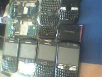 Blackberry Curve Spares