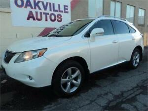 2010 Lexus RX 350 TOURING HTD/COOLED SEATS CAMERA SAFETY