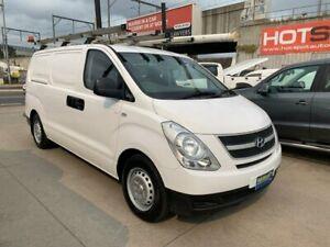 2011 Hyundai iLOAD TQ-V MY11 White 5 Speed Manual Van Granville Parramatta Area Preview