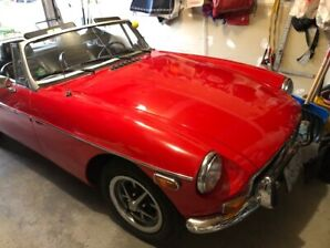 MGB 1973 In Good condition